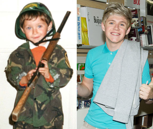 One Direction's Niall Horan turns 19 today - how cute was he as a child?