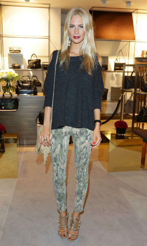We love Poppy Delevigne's seriously cool style!