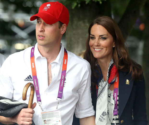 Kate Middleton and Prince William are enjoying a quiet break in France