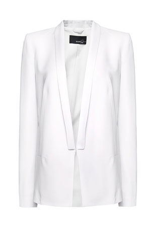 High street fashion shop House Of Fraser's Mango smoking blazer is our our hot fashion buy of the day