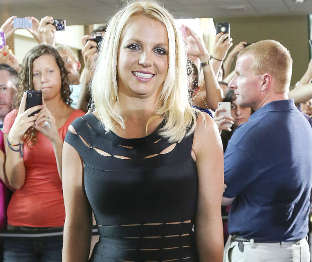 Britney Spears talks about her man Jason Trawick!