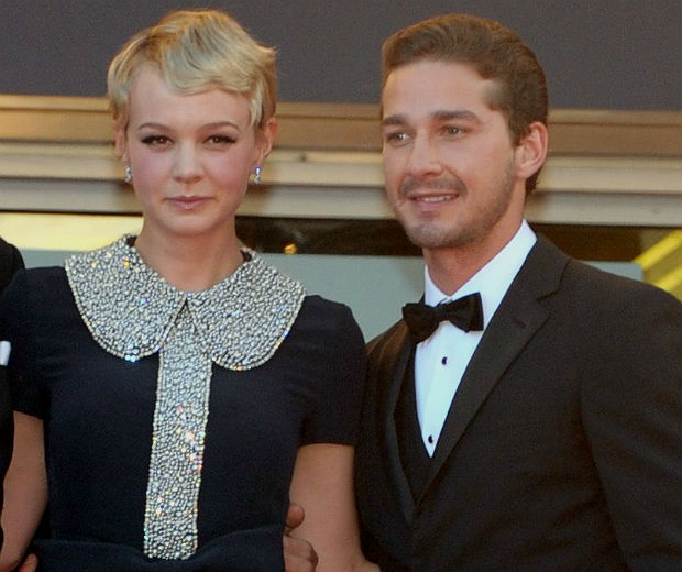 Carey Mulligan and Shia LaBeouf dated for a year
