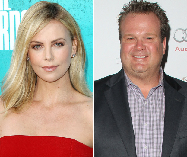 Are Charlize Theron and Eric Stonestreet dating?