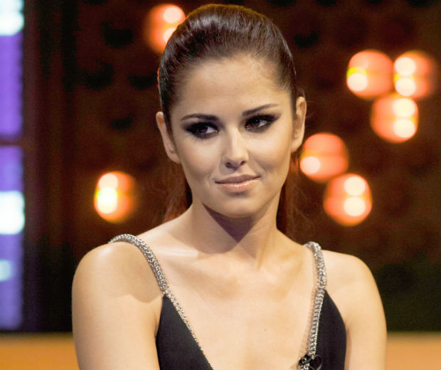 Cheryl Cole's X Factor return was interrupted...