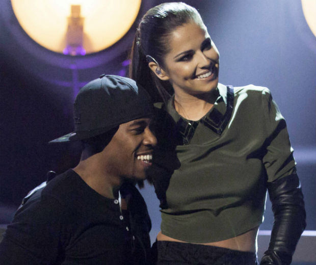 Cheryl Cole and Tre Holloway made one hot couple on Jonathan Ross' show.