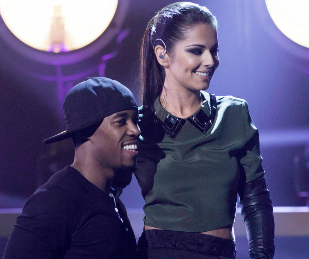 Cheryl Cole and Tre Holloway: Meeting the family!