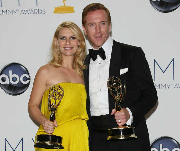 Claire Danes and Damian Lewis will be BACK on UK screens soon!
