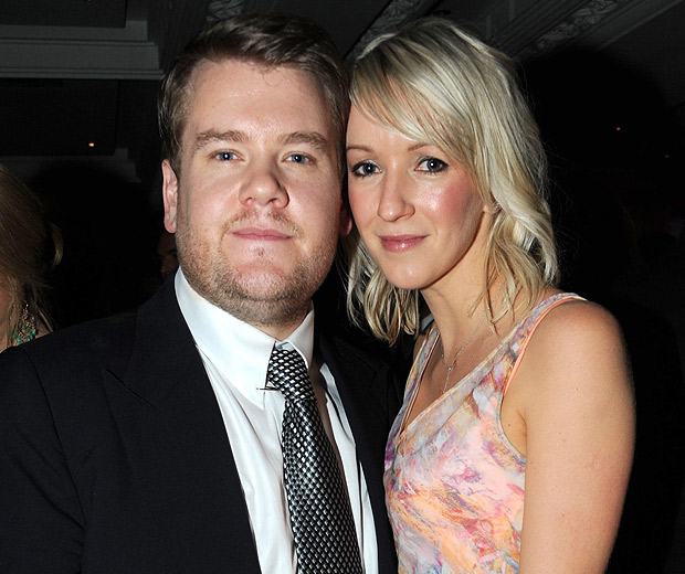 James Corden and Julia Carey are married!