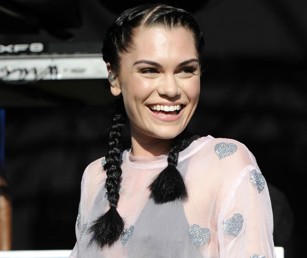 """Jessie J said """"thanks"""" to all her many fans"""