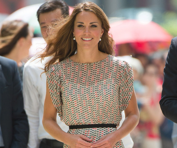 Kate Middleton - those pregnancy rumours are back...
