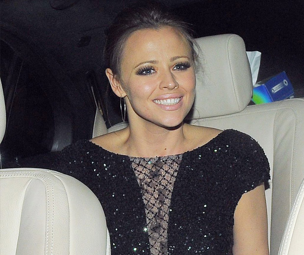 Kimberley Walsh is willing to work hard to do EVERYTHING