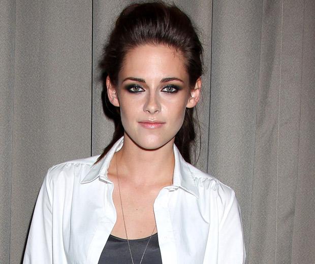 Kristen Stewart is attending the Balenciaga show!