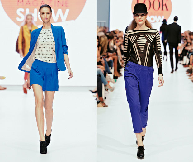 Get your free tickets to the look high street fashion show, 2012