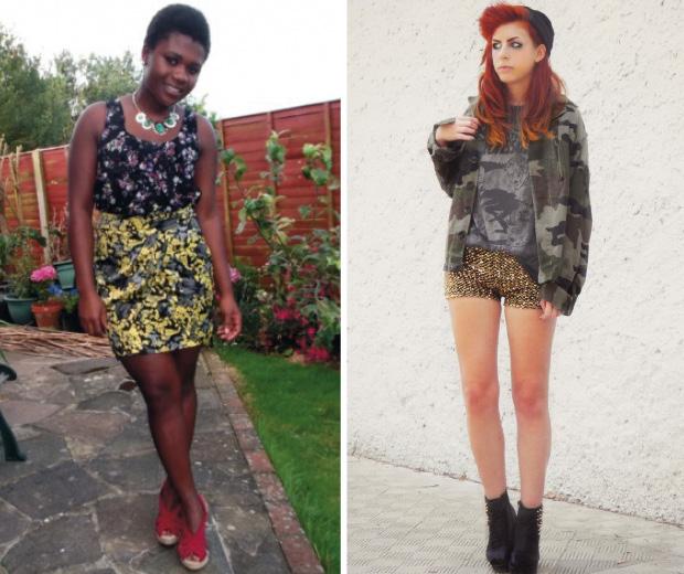 We're loving the clashing prints high street fashion trend!