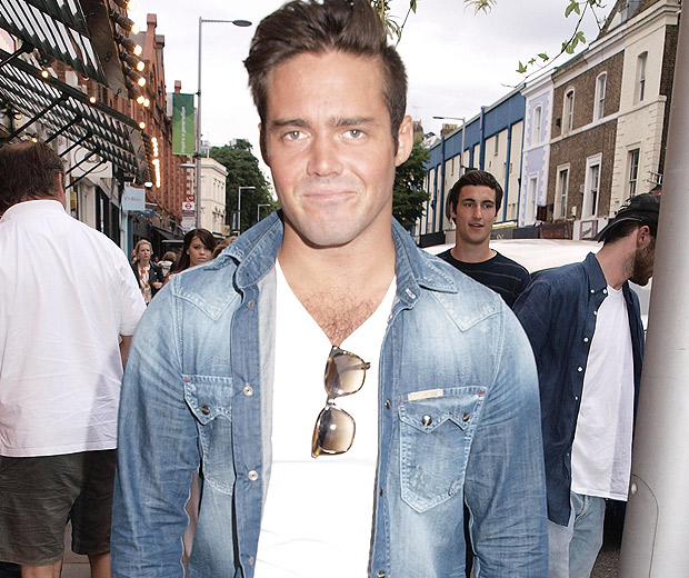 Made In Chelsea's Spencer Matthews is now in fashion!