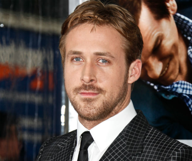 Ryan Gosling could be Christian Grey