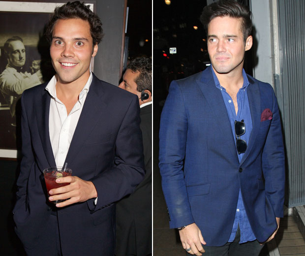 Made In Chelsea's Andy Jordan and Spencer Matthews both have a crush on Mila Kunis