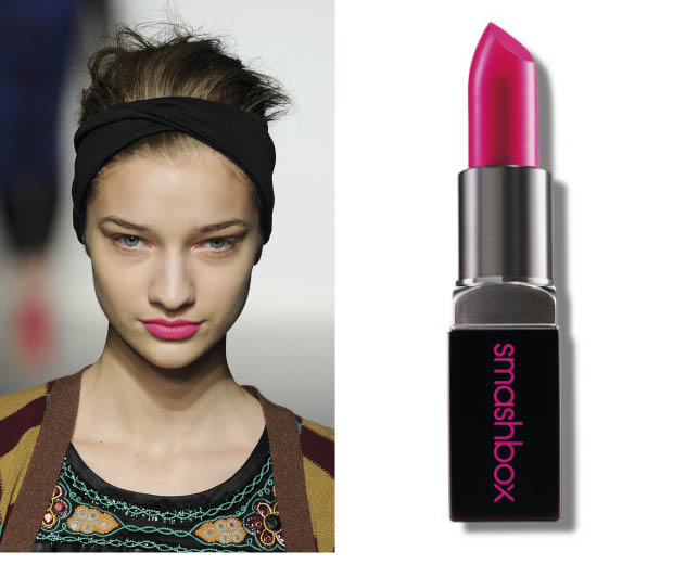 Get this pretty pout from Smashbox!