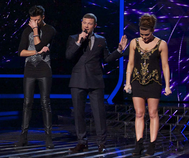 X Factor viewers were in uproar over Sunday night's shock eviction