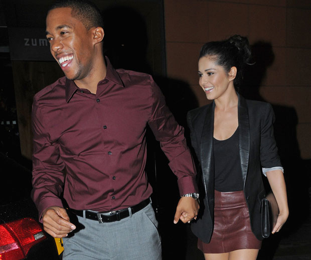 Things seem pretty serious between Cheryl Cole and her dancer boyfriend Tre Holloway