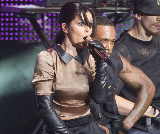 Cheryl Cole's insurance bill for her A Million Lights tour is going to set her back £2million