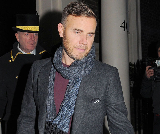 Gary Barlow was furious at Carolynne Poole's exit on Sunday night