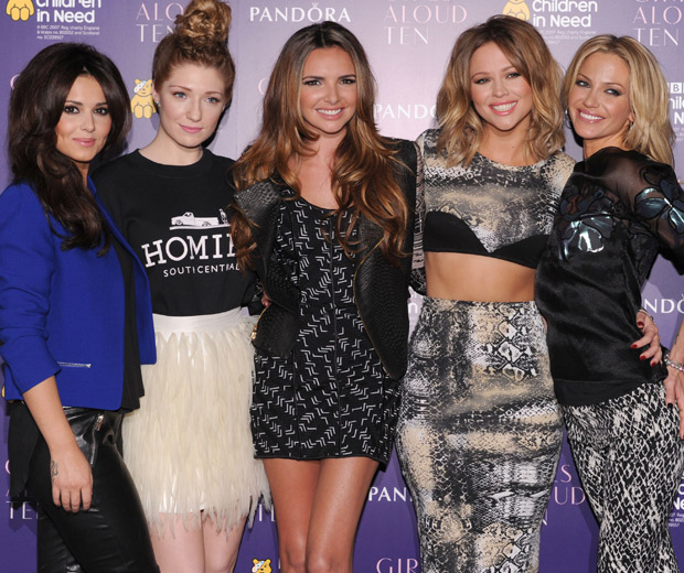 Girls Aloud will be celebrating some major tour success!