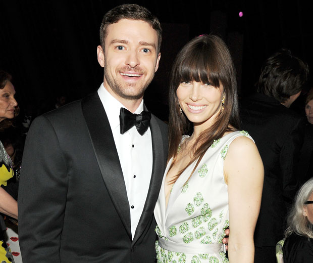 Justin Timberlake and Jessica Biel will tie the knot this weekend in Italy, says friends