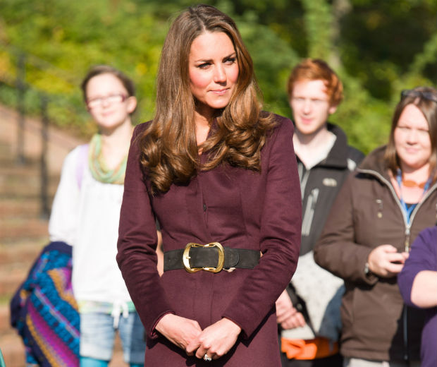 French authorities have been given the name of the photographer who took topless pictures of Kate Middleton