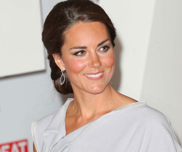 Kate Middleton has been named the 'most naturally beautiful' in a new poll