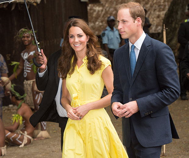 Kate Middleton and Prince William will visit a number of charities in Newcastle