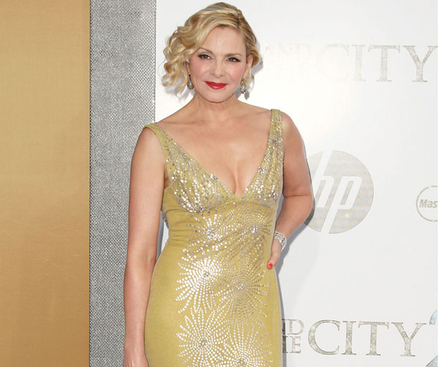 Could Kim Cattrall play Elena in the Fifty Shades Of Grey movie?