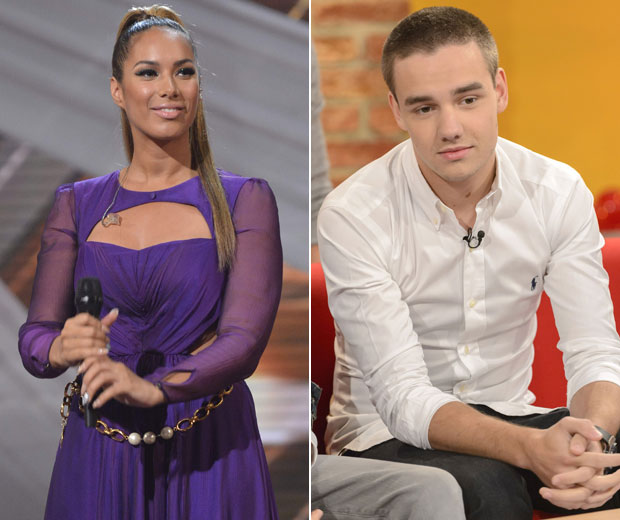 Leona Lewis has opened up about the rumours she's dating One Direction's Liam Payne
