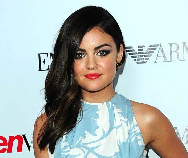 Get gorgeous skin just like Lucy Hale's!