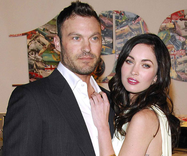 Megan Fox and Brian Austin Green have welcomed a baby boy called Noah
