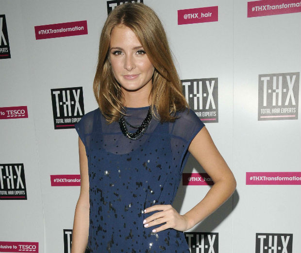 Made In Chelsea's Millie Mackintosh says she didn't inherit the Quality Street fortune
