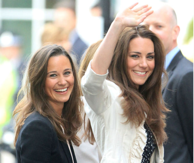 Pippa Middleton has opened up about Halloween in the Middelton house when she and Kate were children