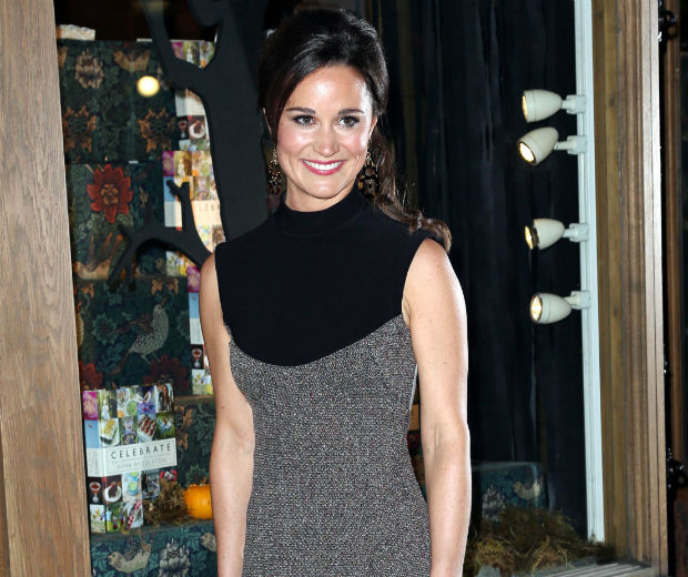 Pippa Middleton has reportedly been on dates with Spencer Matthews' brother