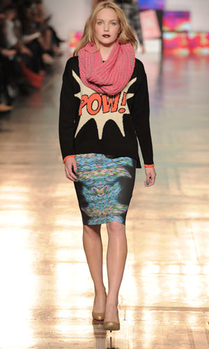 Primark at the LOOK Show AW12