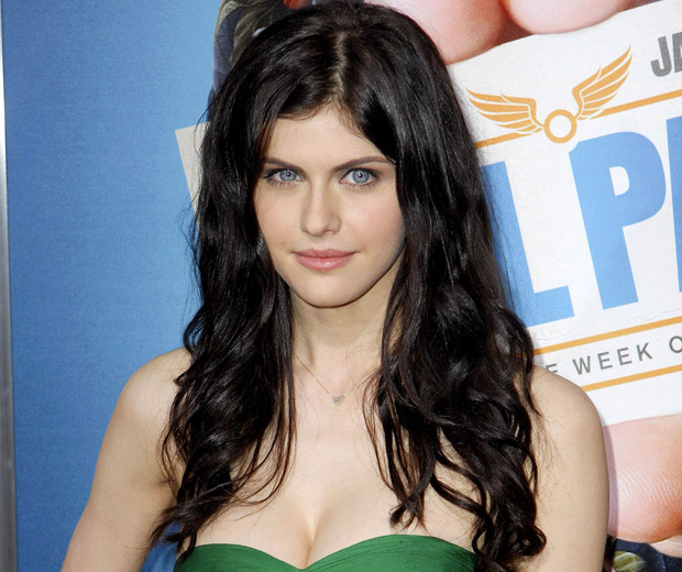 Alexandra Daddario has been rumoured for the role of Anastasia Steele!