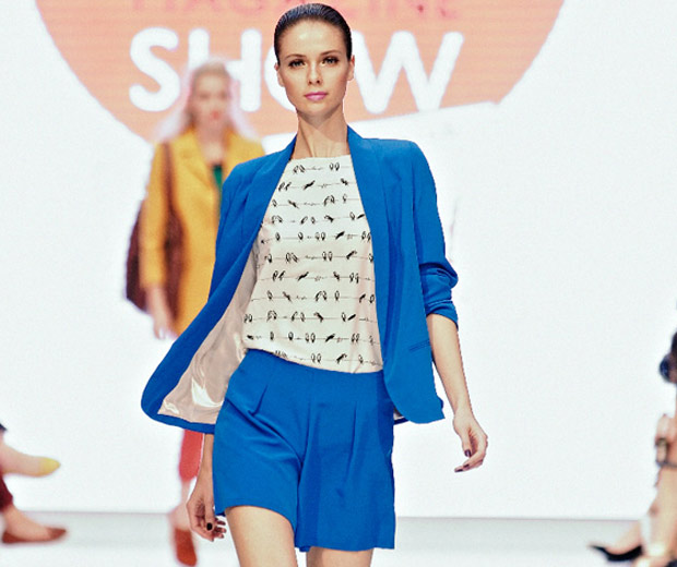 The Look Show, Featuring Alesha Dixon, Whitney Port And Kelly Brook, 2012