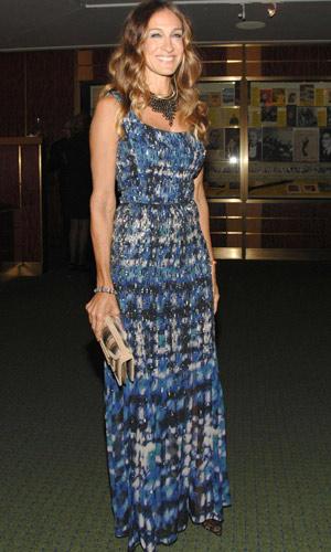 Sarah Jessica Parker Rocks Amazing Celebrity Style In New York, 2012