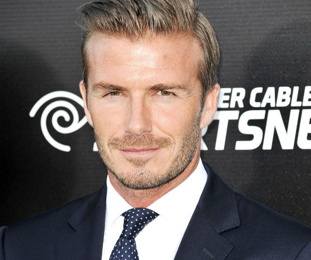David Beckham may be coming to our TV screens