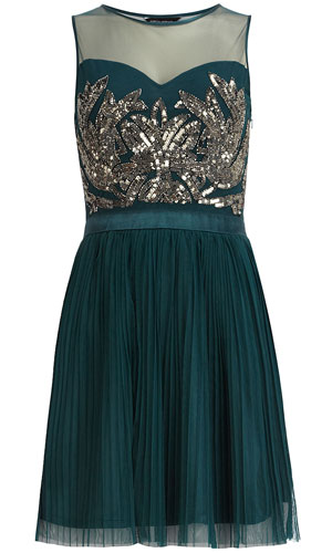 Dorothy Perkins AW12 Christmas Party Dress