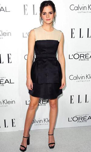 Emma Watson Looks Fashion Fabulous On The Red Carpet, 2012