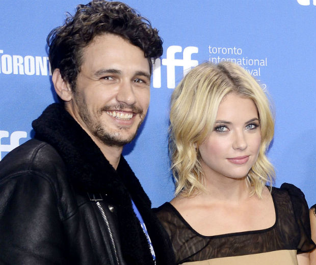 James Franco and Ashley Benson are dating!