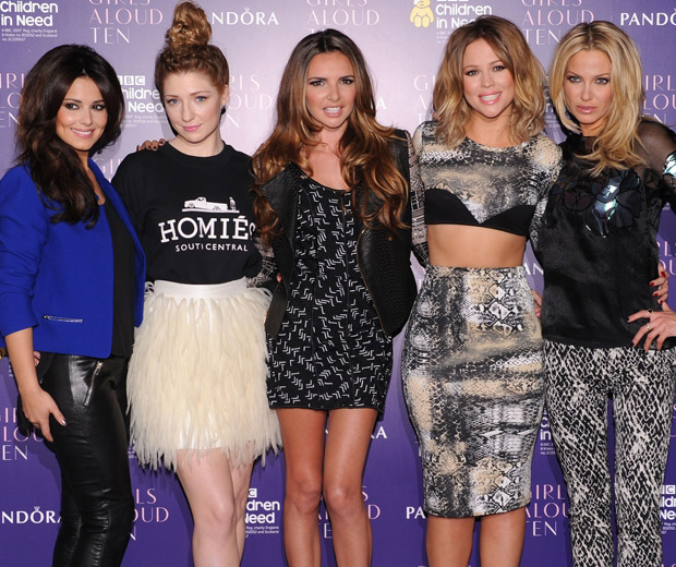 Girls Aloud will perform at their Royal Variety Show 2012