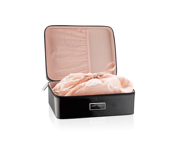 Grab your free Jimmy Choo luxury shoe case when you buy any Jimmy Choo fragrance now!