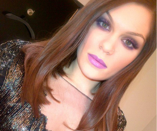 Jessie J showed off a gorgeous new look!