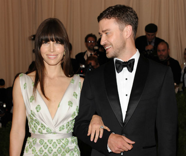 Justin Timberlake and Jessica Biel: About to get hitched in Italy?